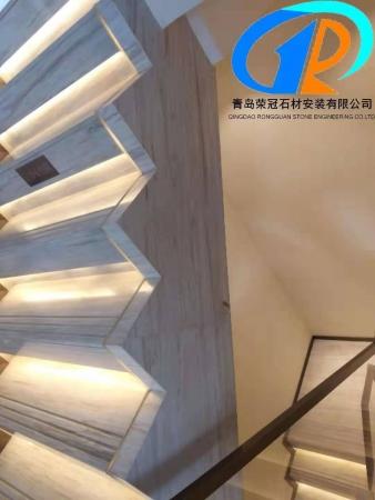 大理石楼梯、踏步