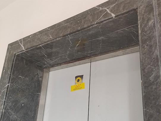 大理石电梯套